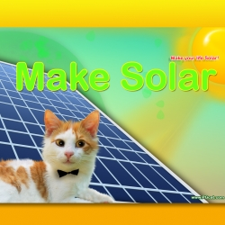 Solar your life. Make your life Solar