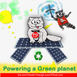 Powering a Green planet