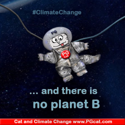 ... and there is no planet B