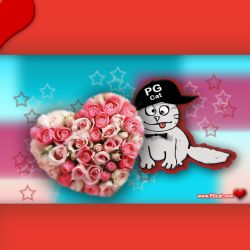 Send your love! Valentine`s Day, International Women's Day, special love moments Greeting Card templates